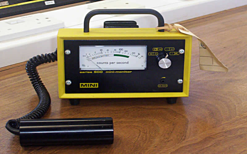 Geiger Counter - Ghost Detector Gadgets