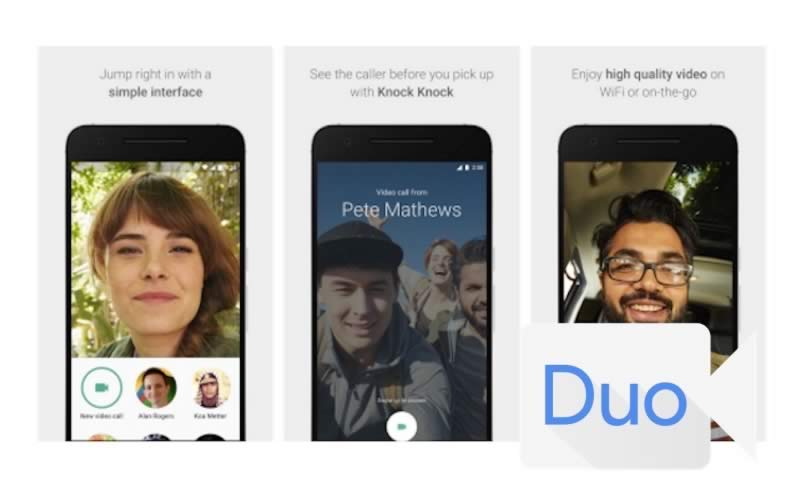 Google Duo - The New FaceTime Rival