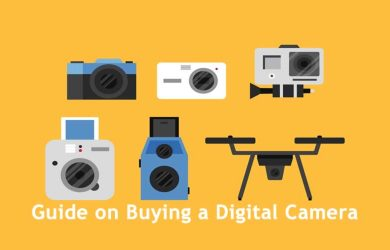 Guide on Buying a Digital Camera