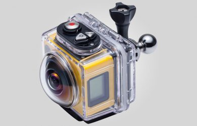 Kodak PIXPRO SP360 Action Camera with Aqua Sport Pack - A GoPro Alternative