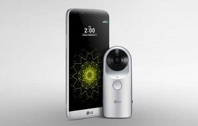 LG 360 Camera Review