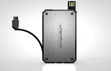 LinearFlux LithiumCard Credit Card-Sized Portable Charger Review - Compact Power Source