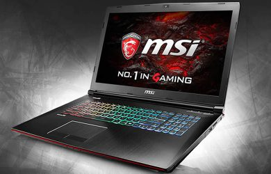 MSI GE72VR Apache Pro - Gaming Laptop Review
