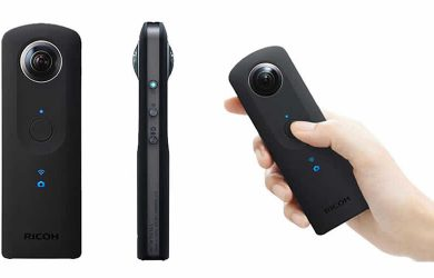 Ricoh Theta S 360 Camera Review