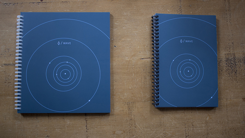 Rocketbook Wave - Microwave Your Notebook