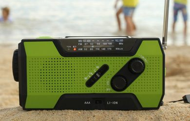 RunningSnail Solar Crank Weather Radio Review - The Swiss Army Knife of Emergency Radios