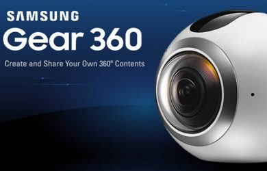 Samsung 360 Camera Review