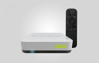 Skystream One Review - Might be Your First TV Box