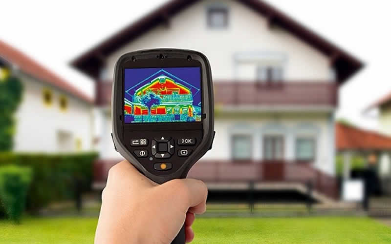 Thermal Cameras - Ghost Detector Gadgets