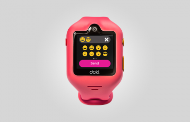 dokiWatch - The Smartwatch for Kids