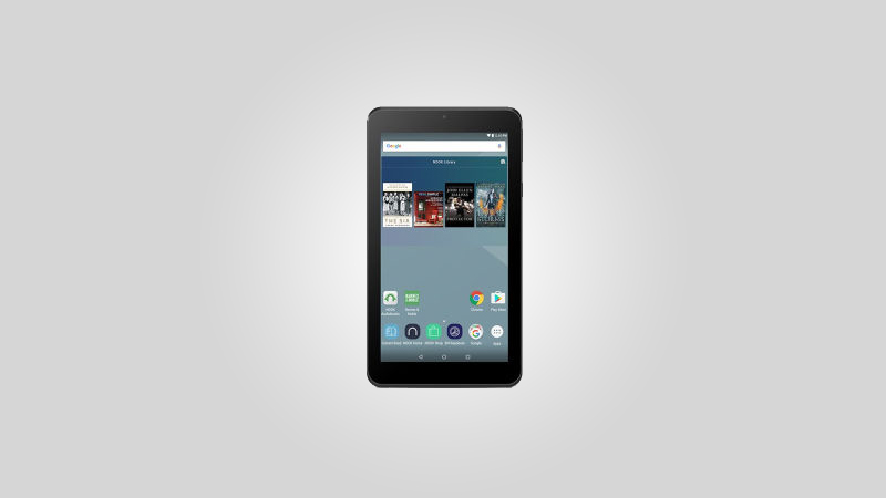 Barnes & Noble - New Reasonably-Priced 7-Inch Nook Coming Your Way