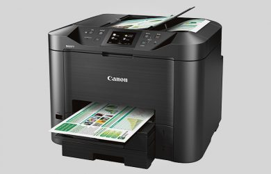 Canon Maxify MB5420 Review - Be a Small Business Champion