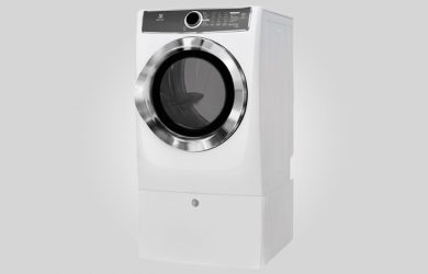 Electrolux EFME617SIW Review - A Champ at Drying