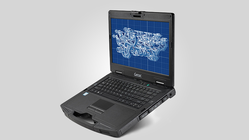 Getac S410 Review - A Laptop for the Outdoors