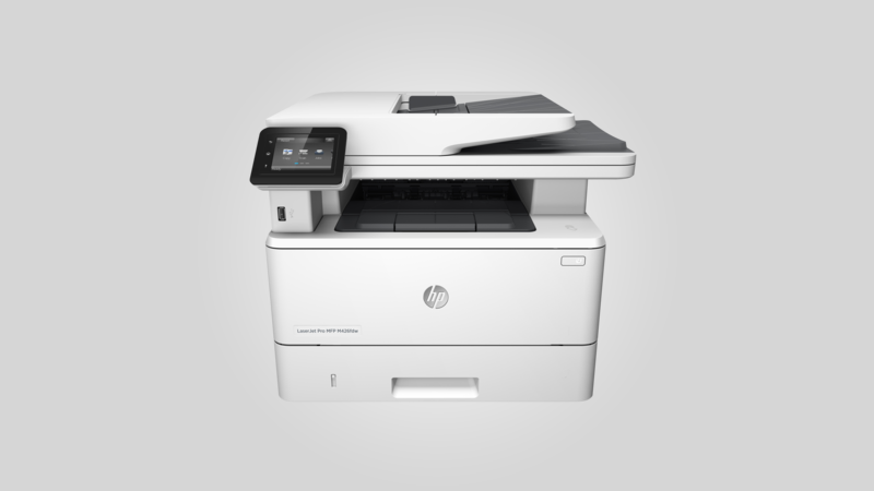 HP LaserJet Pro MFP M426fdw Review - Fast AND Convenient