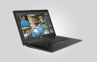 HP ZBook Studio G3 Review - A Mathematical and Multimedia Workhorse