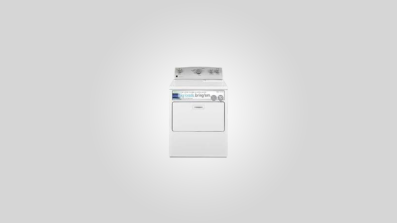 Kenmore 65132 Dryer Review - Don't Judge a Book by its Cover