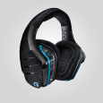 Logitech G933 Artemis Spectrum Review - No Case and Stand Doesn't Get in the Way of Performance