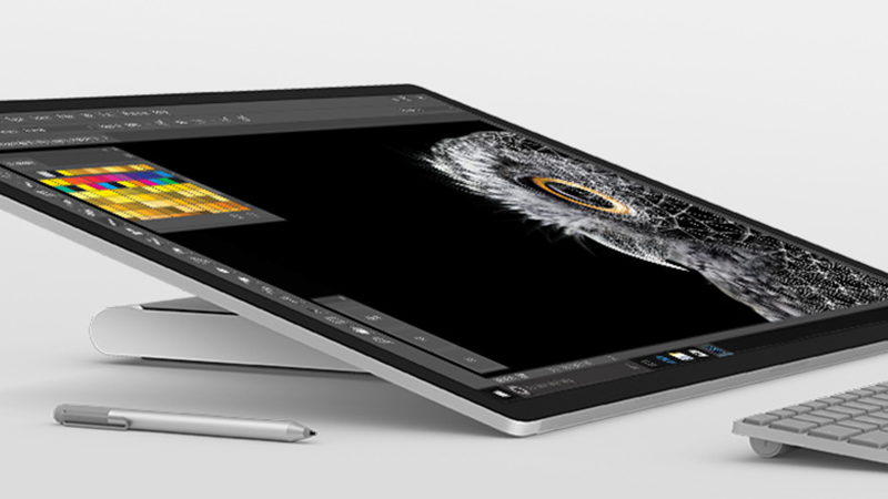Microsoft Surface Studio - Clearly for Graphics Enthusiasts
