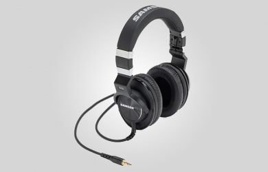 Samson Z55 Professional Reference Headphones Review - Audio Purists Take Note