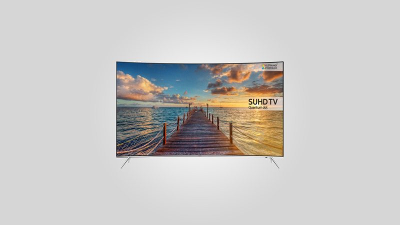 Samsung UE43KS7500 Review - Sporting the Curve but Having Trouble Convincing