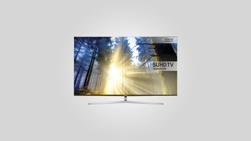 Samsung UE55KS8000 Review - 4K Resolution on a Flat Screen