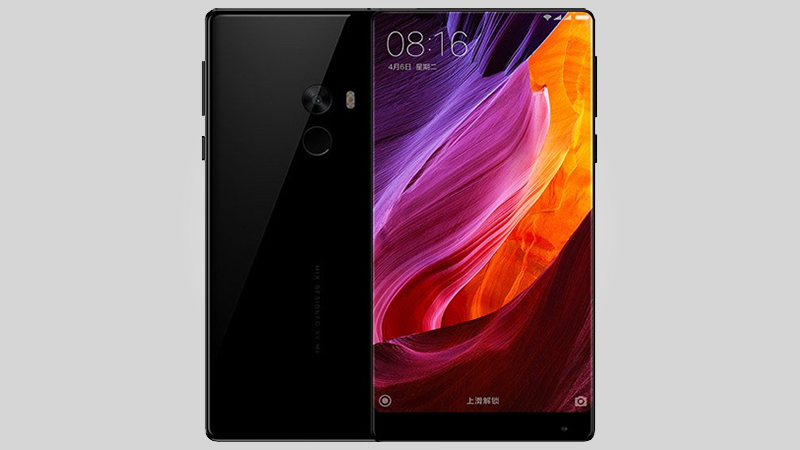 Xiaomi Mi Mix Review - It's All About the Display