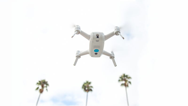 Yuneec Breeze 4K Review - Take Selfies, From the Sky