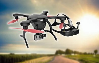 EHang Ghost Drone 2.0 Short Review