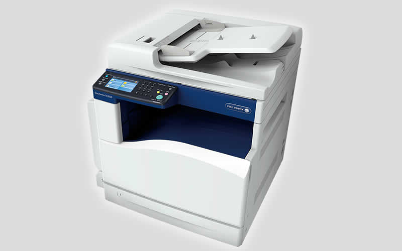 Fuji Xerox DocuCenter SC2020 Review
