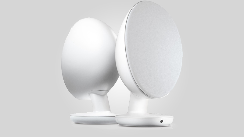 KEF Egg Review - Premium-Looking and Versatile