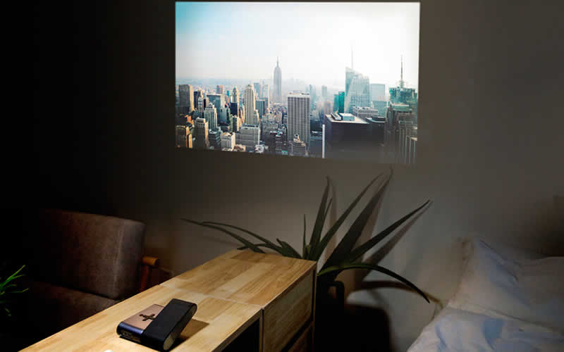 Lenovo Pocket Projector Quick Review