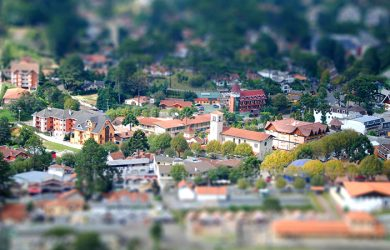 Photoshop - How to Add a Tilt-Shift Effect