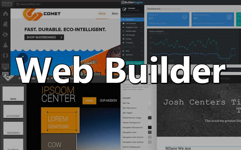Top Rated Website Builder Software