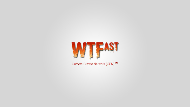 WTFast VPN - A Virtual Private Network for Gamers