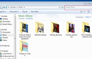 Windows - How to Delete Search History in File Explorer