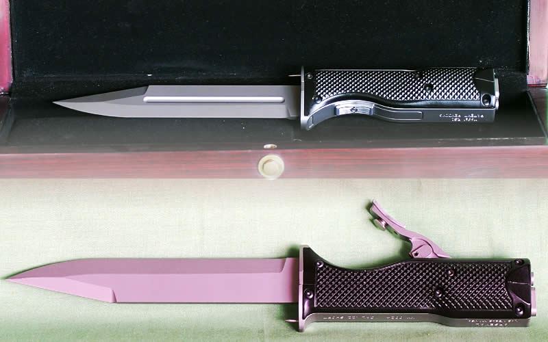 Arsenal Gun Knife Review - The Self-defense Ballistic Knife