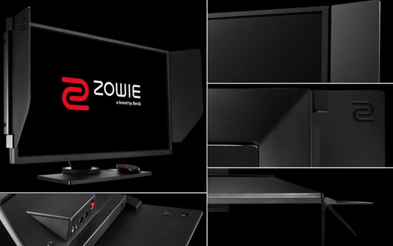 BenQ Zowie XL2540 24.5 PC eSports Monitor Review