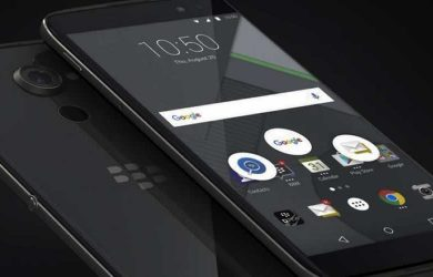 BlackBerry DTEK60 High Quality BB on Android