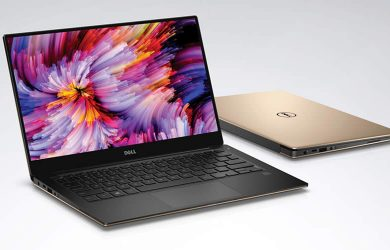 Dell XPS 13 Rose Gold Laptop Review
