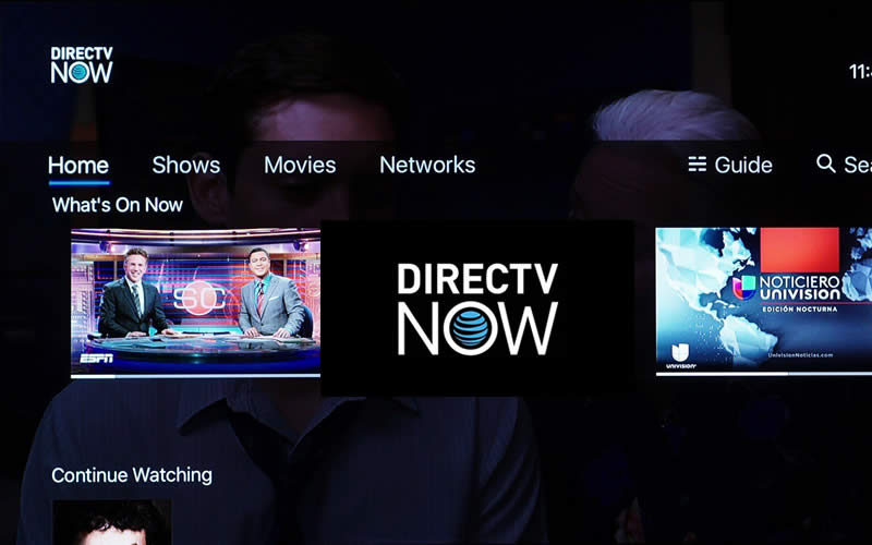 DirectTV Now Review - Watch TV Online At AnyTime You Would Like