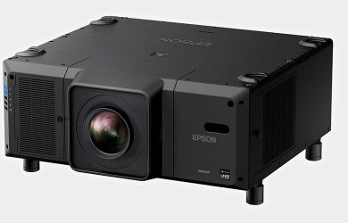 EPSON EB-L25000u - The First 25,000 Lumens 3LCD Laser Projector