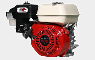 Honda GX Cyclone Engines - Strong and Environmental Friendly Engine