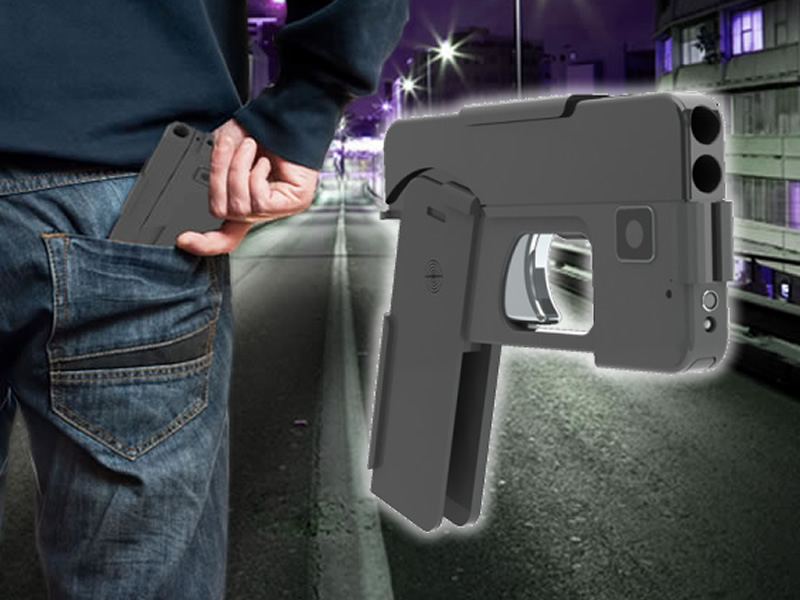 Ideal Conceal Smartphone Handgun Review