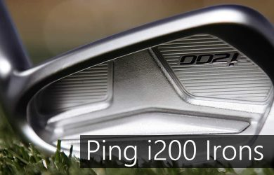 Ping i200 Irons Review