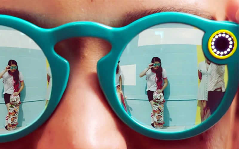 Snap Spectacles Wearable