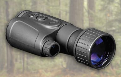 Firefield 5x50 Nightfall 2 Night Vision Monocular Review