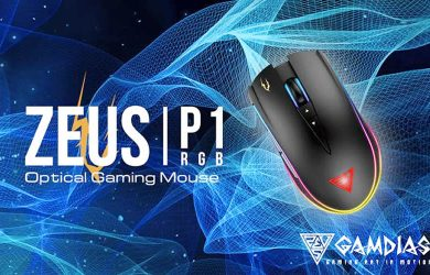 GAMDIAS ZEUS P1 Gaming Mouse Quick Review