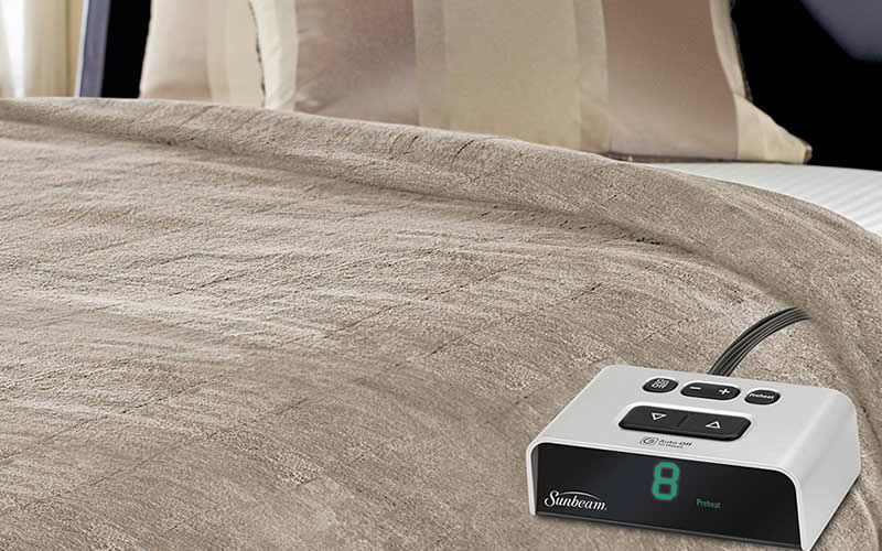 SunBeam Microplush Electric Blanket Review
