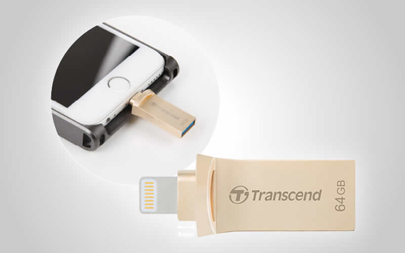 Transcend JetDrive Go 500G Portable Storage Device Quick Review